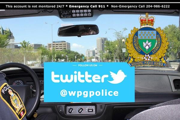 Winnipeg Police Twitter