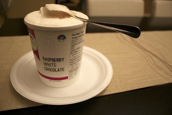 Cornell Creme Ice Cream