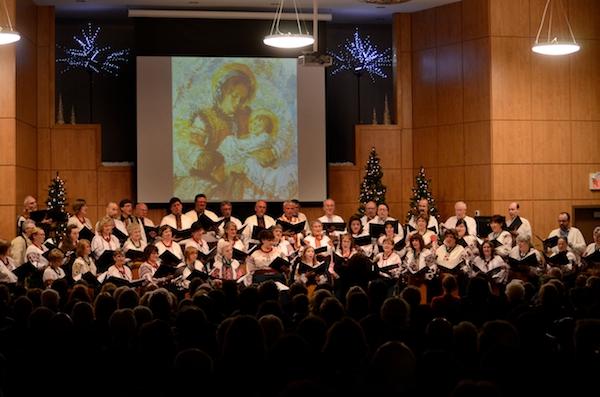 Olexander Koshetz Choir