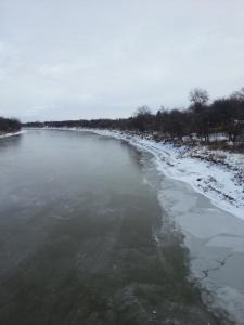 Red River Ice