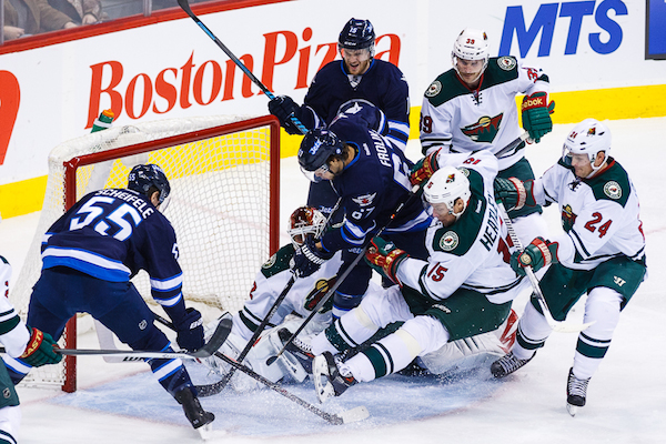 Winnipeg Jets - Minnesota Wild