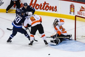 Winnipeg Jets - Philadelphia Flyers