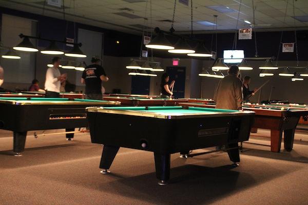 Crazy 8 Billiards & Lounge