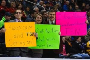 Roar of the Rings Curling Fans