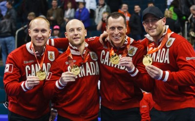 Team Brad Jacobs and Longtime Third Ryan Fry Part Ways at End of Curling Season