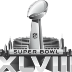 Super Bowl XLVIII will be played this Sunday. (WIKIPEDIA IMAGE)