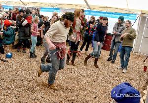 Festival du Voyageur - Jigging