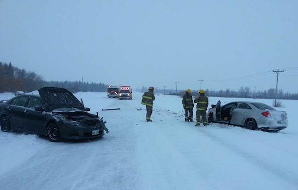 Highway 67 Crash