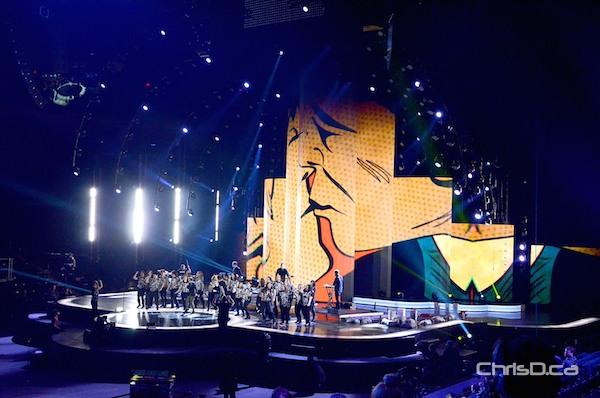 Juno Awards Stage