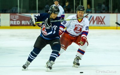 Fans Thrilled by Juno Cup Charity Game
