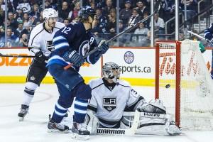 Olli Jokinen - Winnipeg Jets