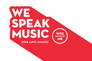 We Speak Music- Juno Awards