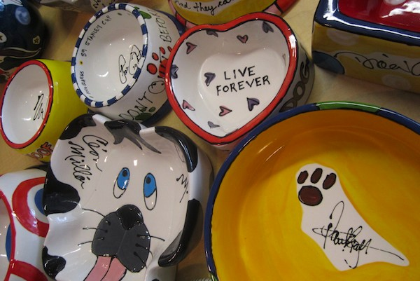 Winnipeg Humane Society - Celebrity Dog Bowls
