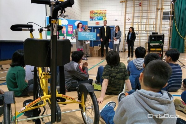 Bike Helmet Initiative