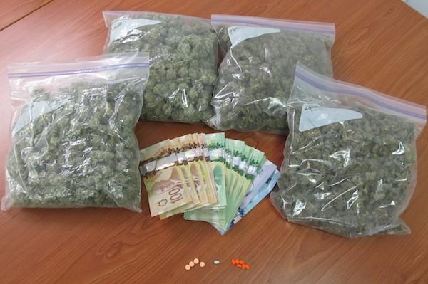 Marijuana Trafficking