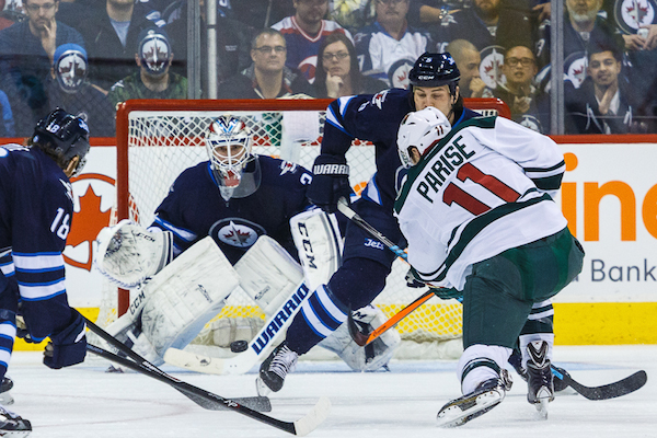 Michael Hutchinson - Winnipeg Jets