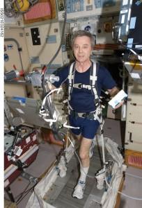 Astronaut Exericse