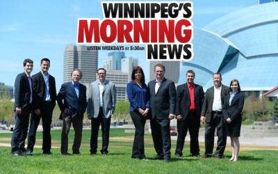 Corus Revamps Morning Radio; New Shows to Debut Monday