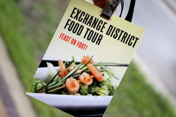 Exchange District Food Tour
