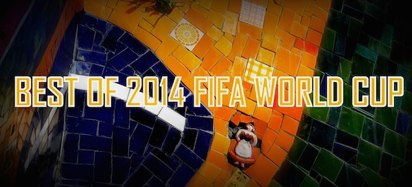 2014 FIFA World Cup Commercials
