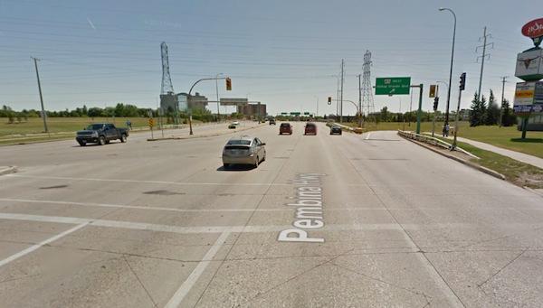 Pembina Highway and Bishop Grandin Boulevard
