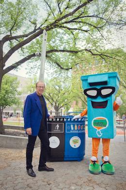 Sam Katz - Recycle Everywhere
