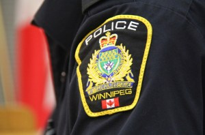 Winnipeg Police Logo Crest