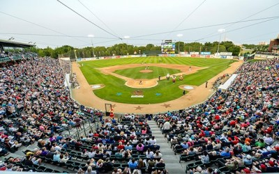 Shaw Park Hosting Baseball During 2017 Canada Summer Games
