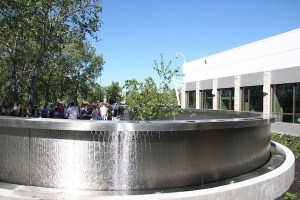 Victoria General Hospital - Miracle Garden