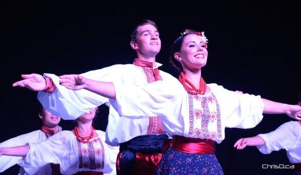 Folklorama - Ukraine-Kyiv Pavilion