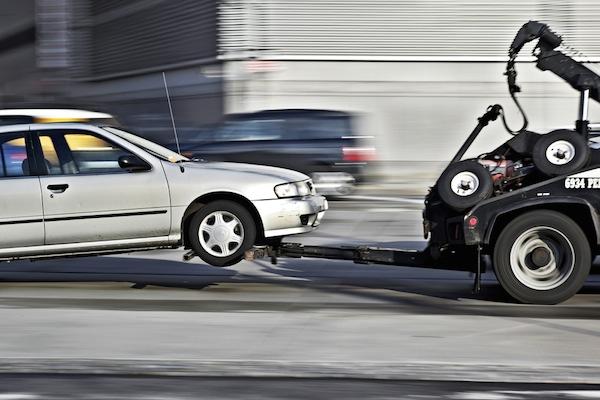 Car - Tow Truck