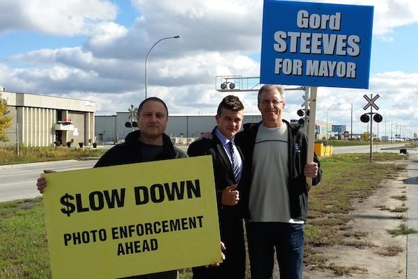 Gord Steeves - Wise Up Winnipeg
