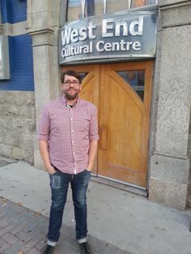 Jack Jonasson - West End Cultural Centre