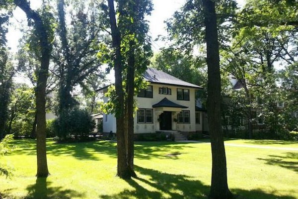 Stephanie Forsyth Home