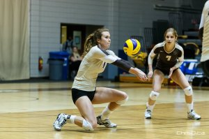 U of M Bison Women's Volleyball