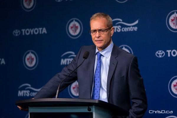 Paul Maurice - Winnipeg Jets