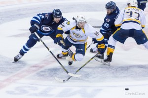 Winnipeg Jets - Nashville Predators