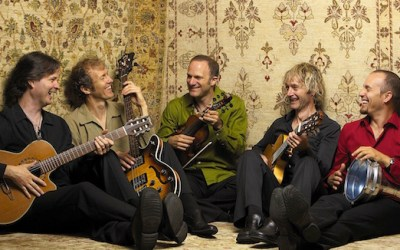 Sultans of String to Play WECC in January