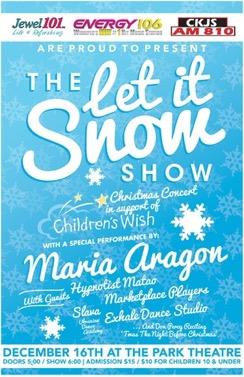 Let It Snow Show