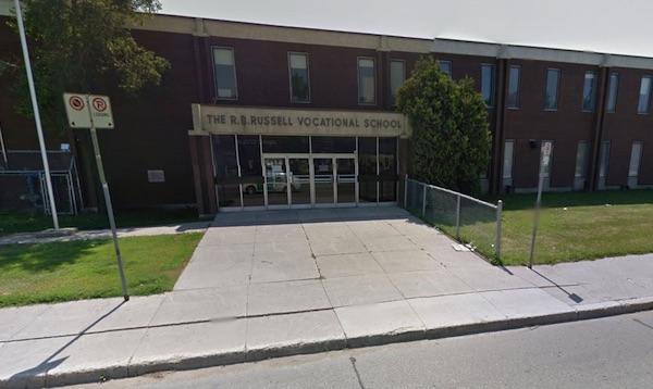 R.B. Russell Vocational High School