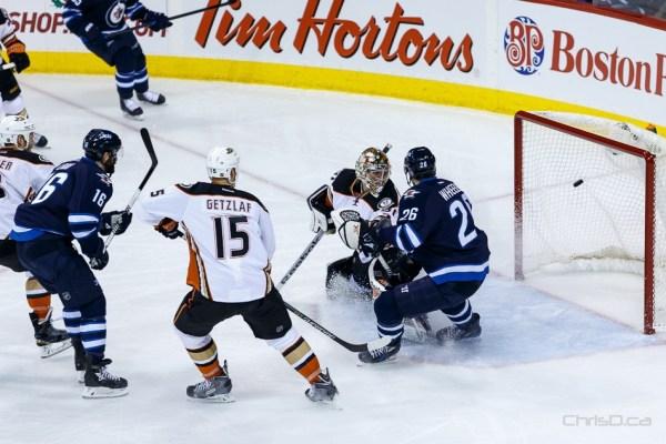 Winnipeg Jets - Anaheim Ducks