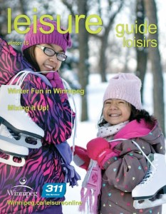City of Winnipeg's Winter 2015 Leisure Guide