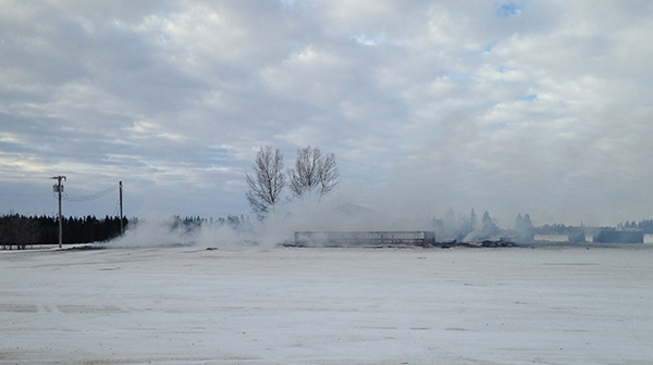 Moosehorn Fire