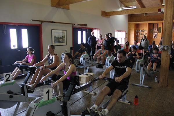 Winnipeg Indoor Rowing Championship