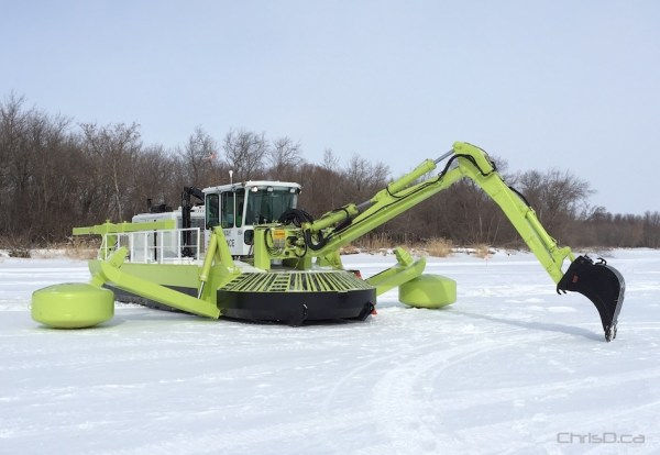 Amphibex Icebreaker