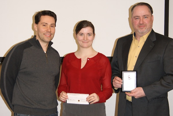 Canadian Fossil Discovery Centre Award