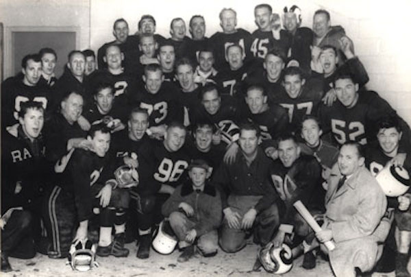 1954 Winnipeg Rams