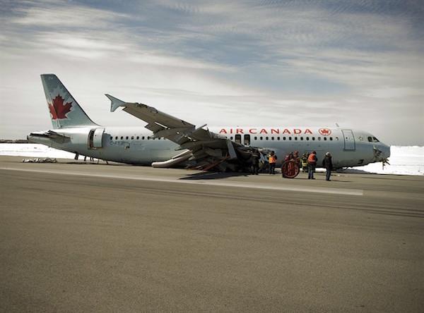 Air Canada - AC264