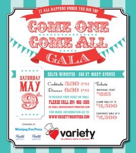 Variety Gala