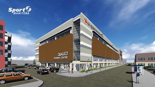 Qualico Training Centre